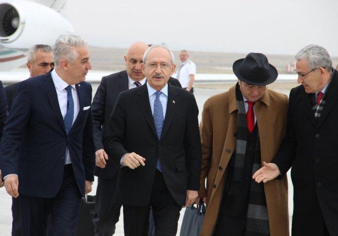 Kılıçdaroğlu Denizli'de
