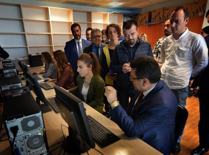 Ortahisar'dan Dijital Devrim