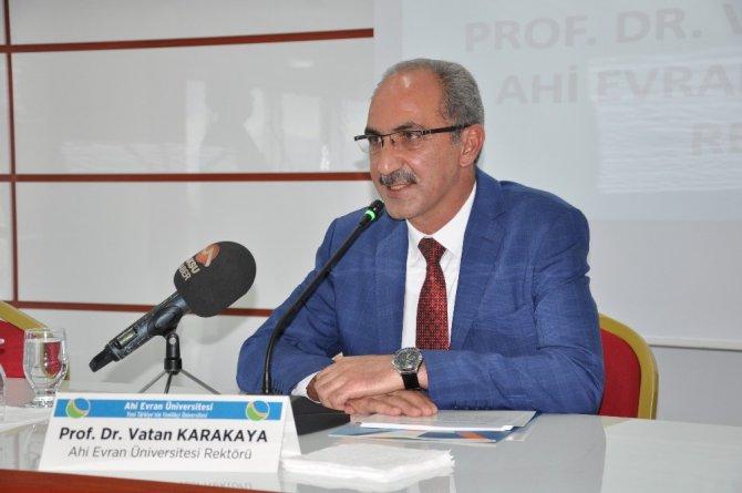 """Prof. Dr. Karakaya: """"Eğitim Sistemimizi, İnsan Fıtratına Uygun Hale Getirmeliyiz"""""""
