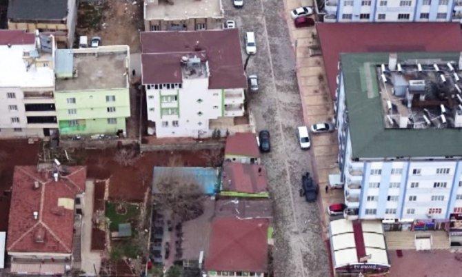 Gaziantep'te Pkk/kck Operasyonu: 22 Gözaltı