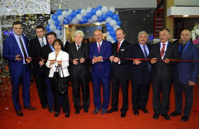 Gıda İşleme Teknolojileri Uluslararası İhtisas Fuarı 'Foteg' Kapılarını Açtı