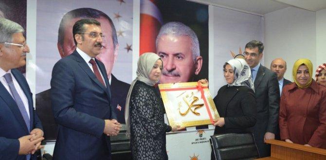 """Bakan Tüfenkci: """"Türkiye'nin Güçlenmesinden Korkanlara İnat Biz Korkusuzca Evet Diyoruz"""""""