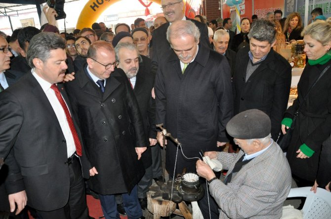 Karacabey Tarım Fuarı Açıldı