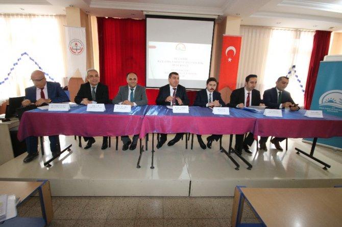 Beyşehir'de Balıkçılık İle İlgili Bilgilendirme Toplantısı Yapıldı