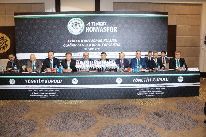 Konyaspor Başkanı Şan Güven Tazeledi