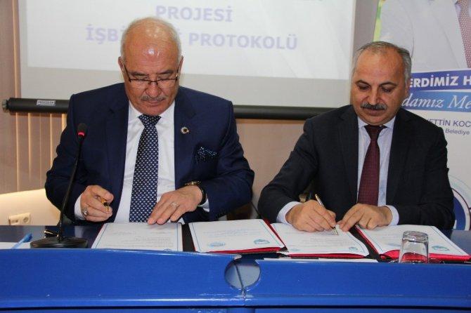 Büyükşehir Belediyesi İle Mersin Esob Arasında Engelli Dostu İşletmeler Protokolü İmzalandı