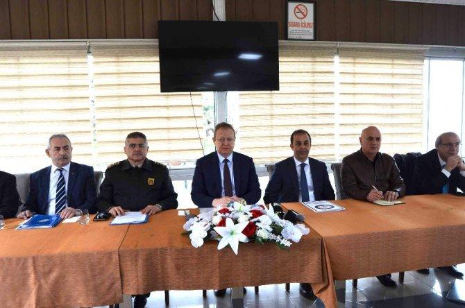 Vali Yavuz, Galatasaray Maçı Öncesi Taraftarlara Çağrıda Bulundu
