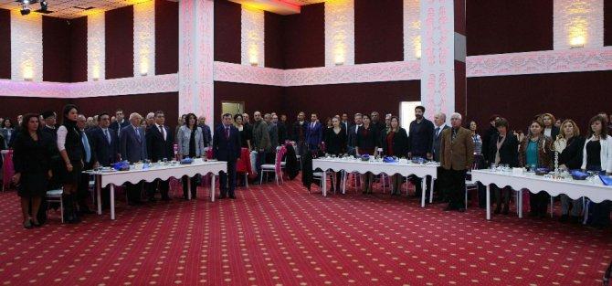 Yenimahalle Belediye Başkanı Yaşar, Kent Koop'taki Site Yöneticileri İle Buluştu