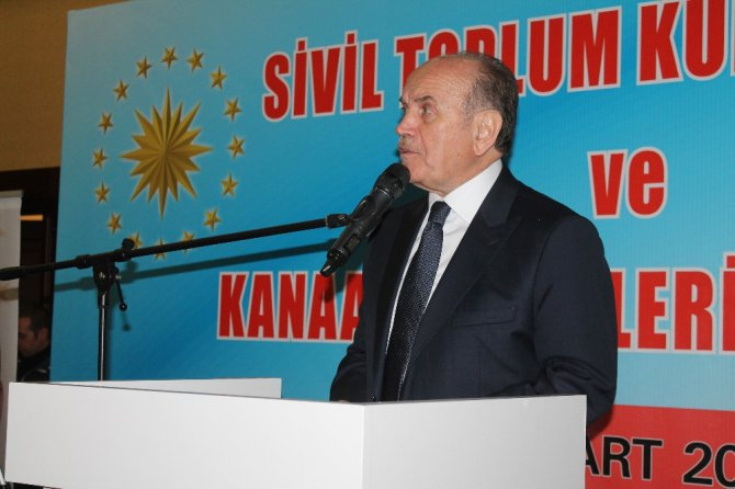 "Başkan Topbaş: ""İstanbul'a Özel Yasa Talebimiz Oldu"""
