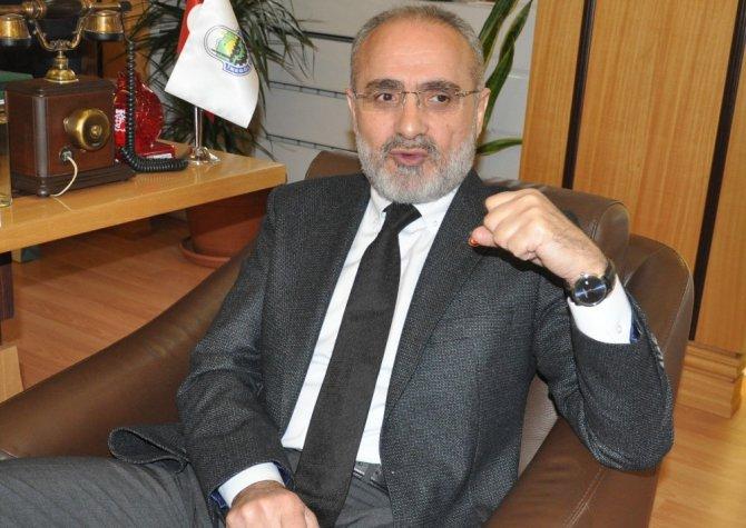 """Cumhurbaşkanı Başdanışmanı Topçu: """"16 Nisan Siyasi İstiklal Savaşıdır"""""""