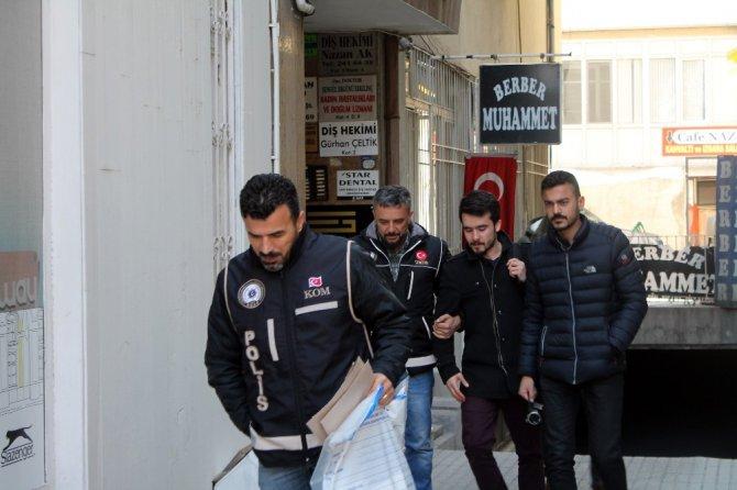Denizli'de 8 Avukat Gözaltına Alındı