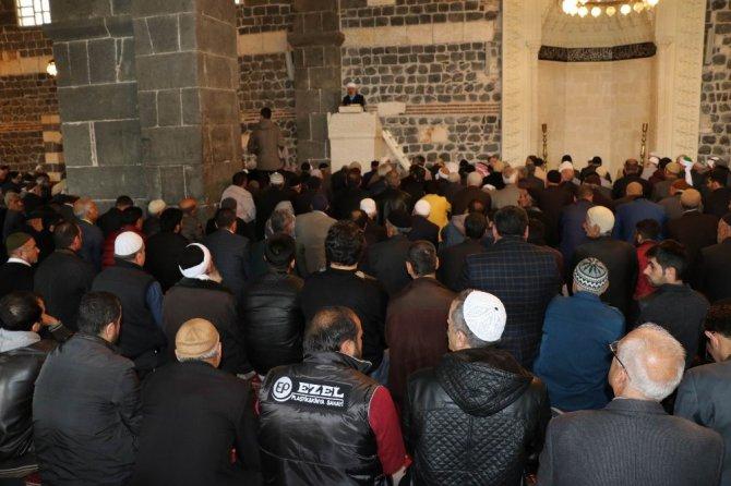 Diyarbakır'da, Çanakkale Şehitleri İçin Mevlit Okutuldu