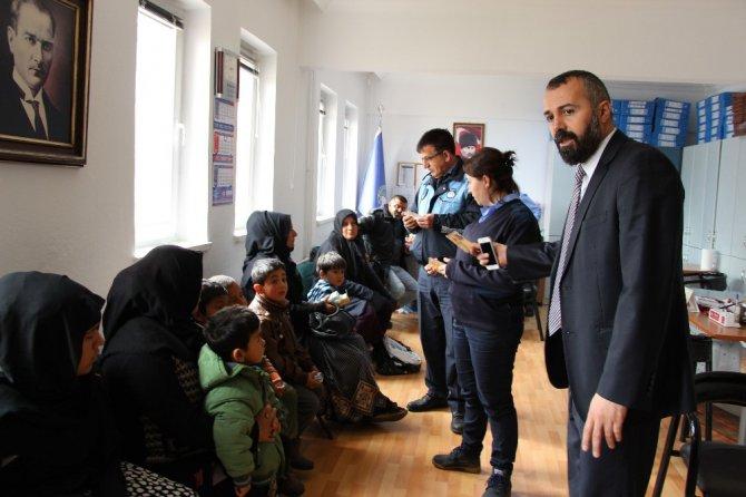 Seydişehir'de Zabıtadan Dilenci Operasyonu