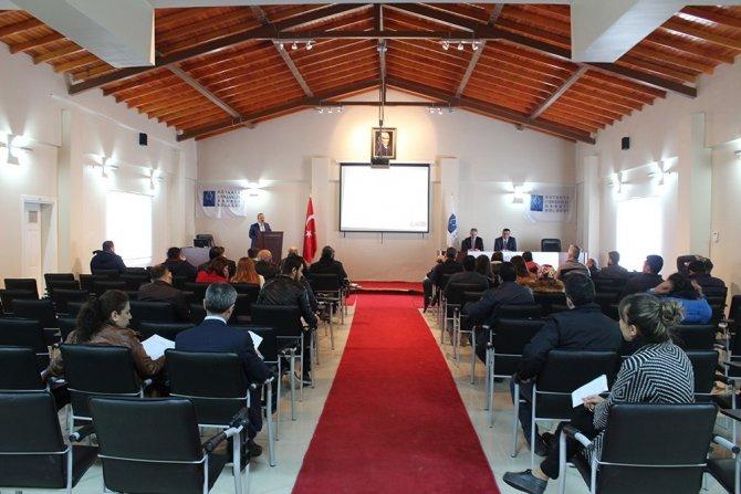Kosbiad'den Bilgilendirme Toplantısı