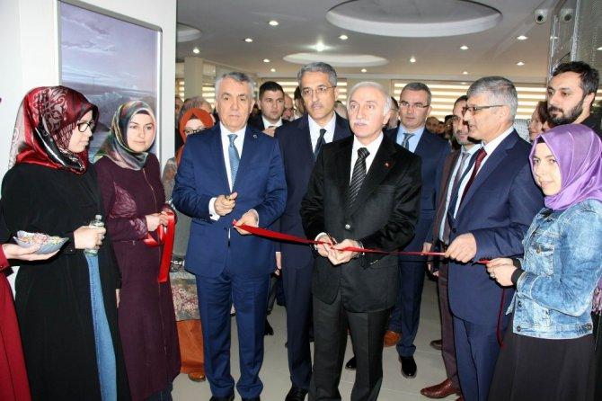 Türkiye'nin İlk Arapça Dil Merkezi Samsun'da Açıldı