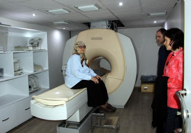 170 Kiloluk Hasta Mr Cihazına Sığmayınca 85 Kilo Verdi