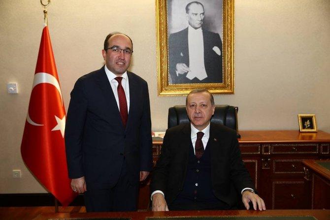 Cumhurbaşkanı Erdoğan'ı Sandıklı'ya Davet Etti