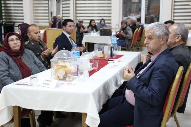 Söke'de Şehit Aileleri Ve Gaziler Bir Araya Geldi