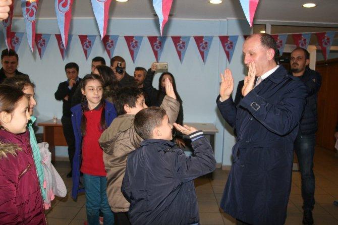 Başkan, Muharrem Usta'dan Esprili Messi Cevabı