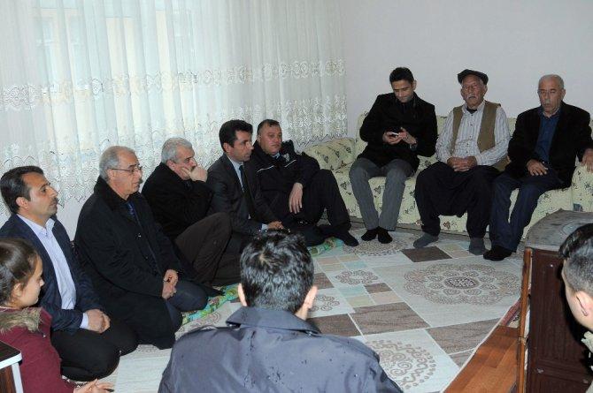 Çelikhan'da 18 Mart Şehitleri Anma Günü Ve Çanakkale Zaferi Kutlamaları