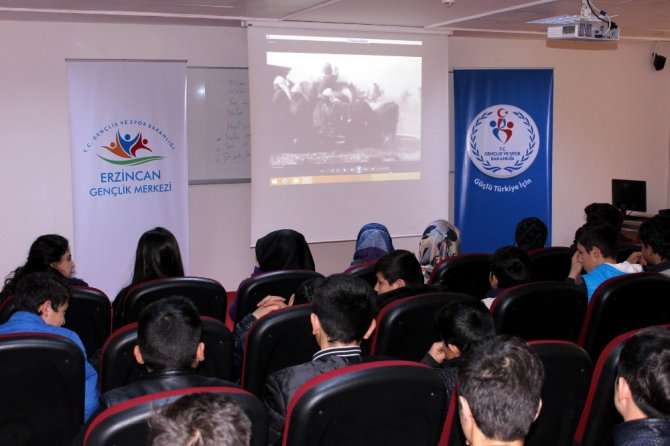 Gençlik Merkezi'nden Çanakkale Zaferi Anma Programı