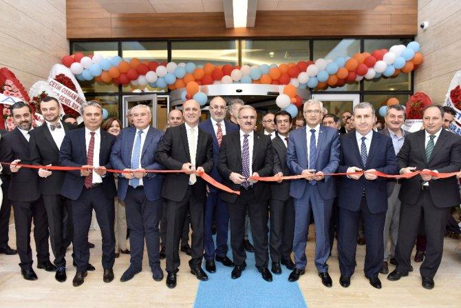 Antalya Osb Otel Ve Sosyal Tesisleri Açıldı