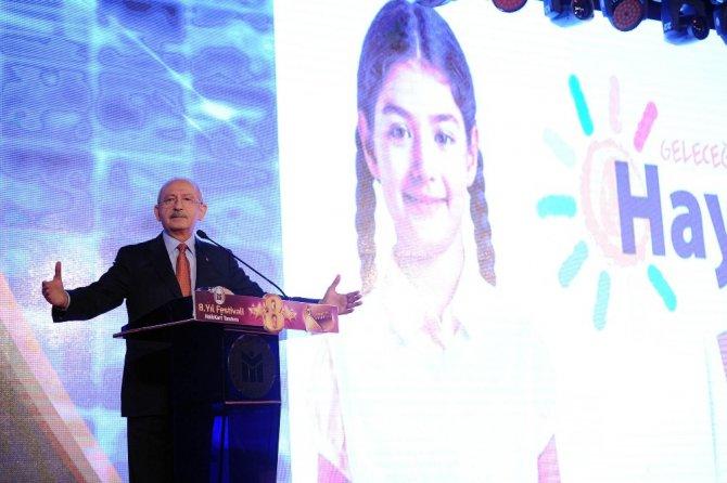 """Kılıçdaroğlu: """"Fiili Durum, Anayasal Statüye Kavuşturulmak İsteniyor"""""""