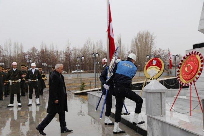 Erzincan Da 18 Mart Şehitler Günü Anma Programı