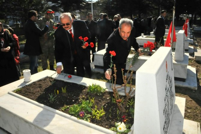 Akşehir'de Çanakkale Zaferi Ve Şehitler Günü Etkinlikleri