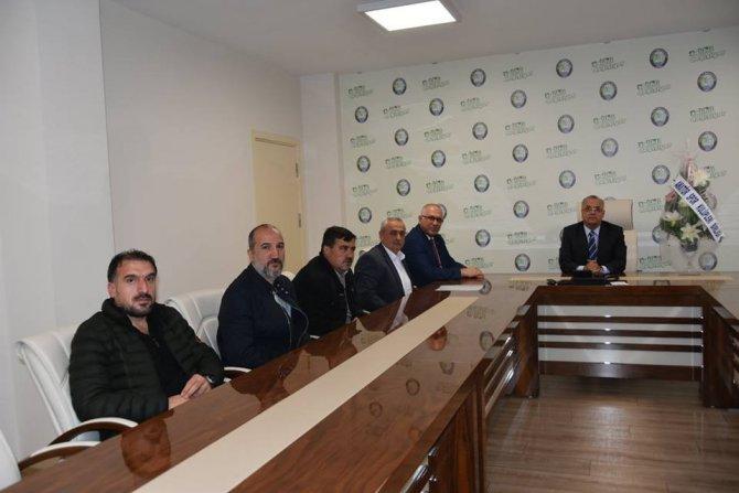 Amatör Spor Kulüplerinden Başkan Kayda'ya Teşekkür