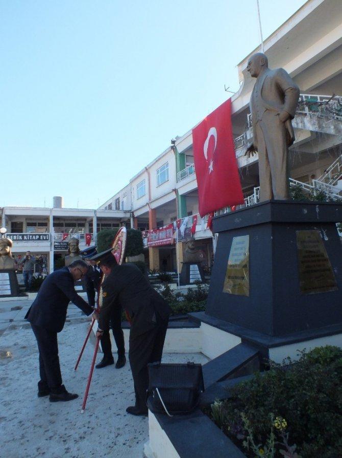 18 Mart Şehitleri Anma Günü Ve Çanakkale Zaferi'nin 102. Yıldönümü
