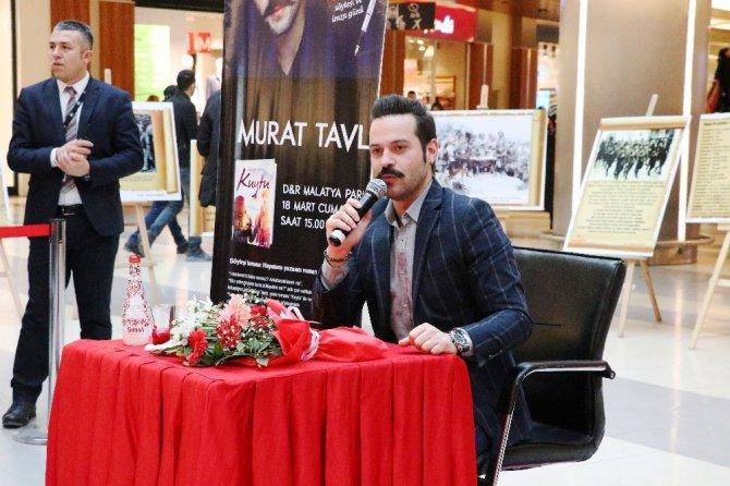 Yazar Murat Tavlı Hayranları İle Buluştu