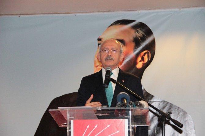 Chp Lideri Kılıçdaroğlu: