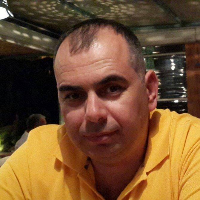 Ayvalık'ın Sevilen Genç İşadamı Fatih Kolçak Ani Ölümüyle İlçeyi Yasa Boğdu