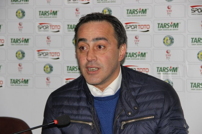 """Temizkanoğlu: """"Üç Puanı Almak Bizim İçin Çok Önemli"""""""