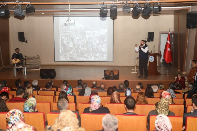 """Talas Belediye Başkanı Palancıoğlu, """"Birlik Ve Beraberliğimiz İçin Bu Kutlama Törenleri Önemli"""""""