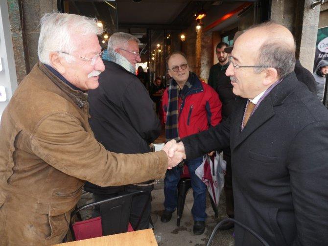 Başkan Gümrükçüoğlu, Cumhurbaşkanlığı Hükümet Sistemini Anlattı