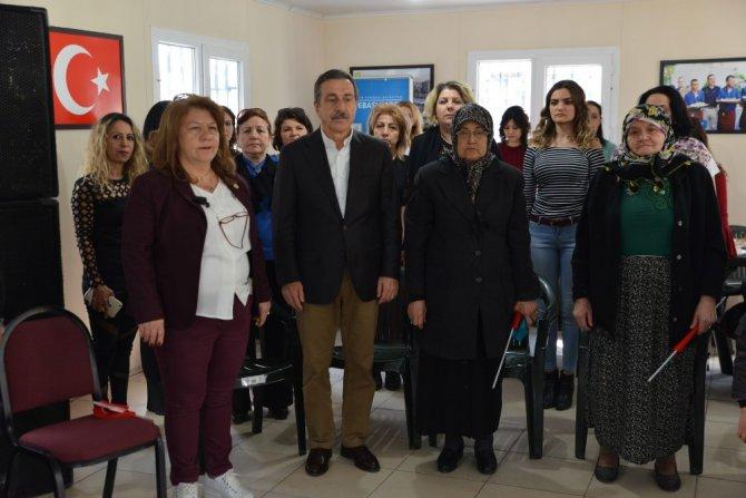Kadınlar Matinesinde Şehitler Unutulmadı