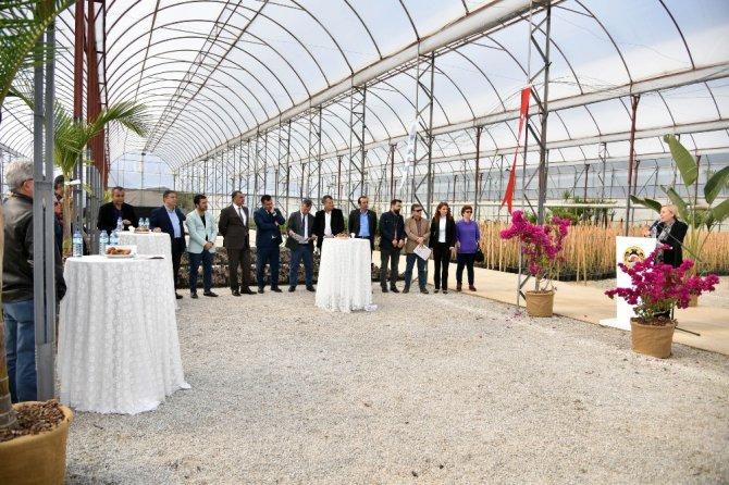 Alanya'da Su Kabağı Projesi İçin İlk Tohumlar Atıldı