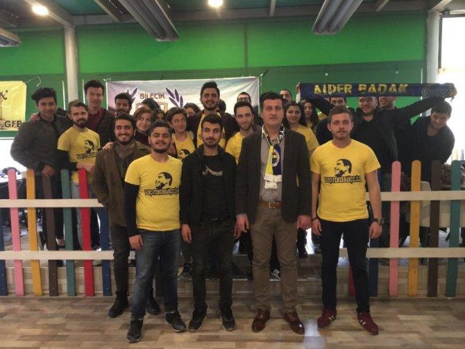 Bilecik'te Genç Fenerbahçeliler Kahvaltıda Buluştu
