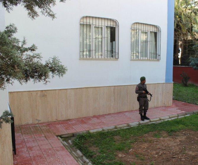 Aydın'da Fetö Davasının Görüleceği Salonda Yoğun Güvenlik Tedbiri