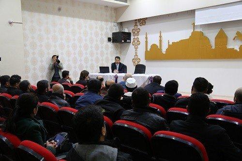 """Elazığ'da """"Ev Süs Hayvanı Satıcıları Eğitimi"""""""