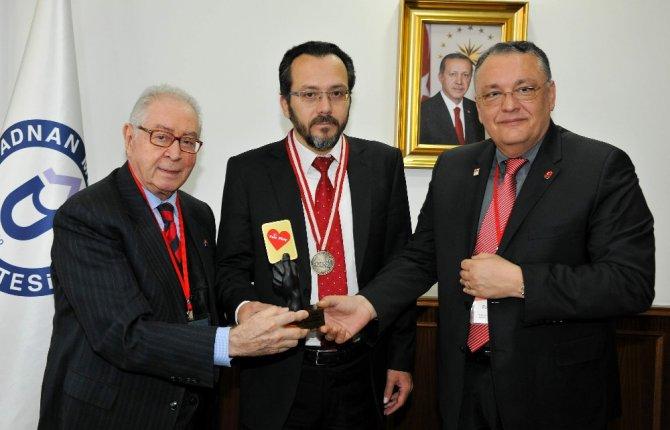 Adü Rektörü Bircan'a Fair-play Ödülü