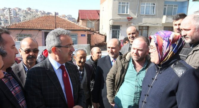 Başkan Köşker Hafta Sonunu Açılış Ve Ziyaretlerle Geçirdi