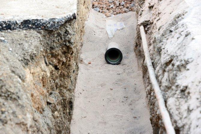 İnönü Ve Seyran Mahallelerine 9.6 Milyon Tl Tutarında İçme Suyu Yatırımı