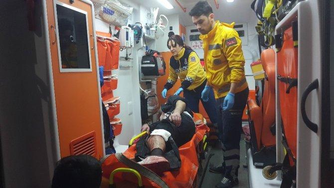 Samsun'da Kahvehanede Silahlı Saldırı: 1 Yaralı