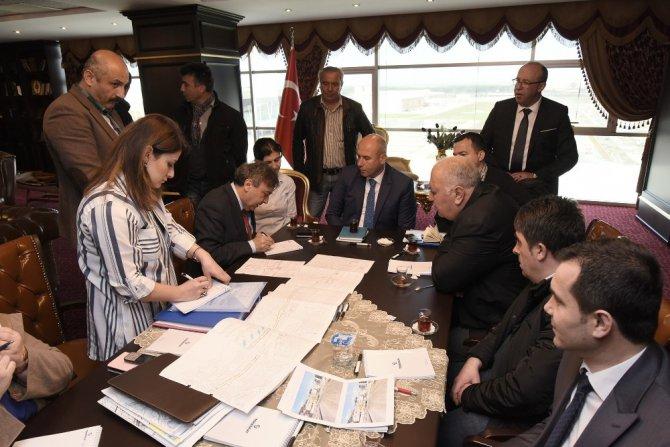 Tekkeköy'e Yeni Caddeler Ve Bulvar Yolları Açılıyor