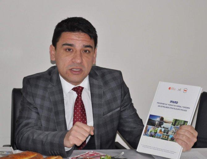 Yozgat Tkdk'dan 260 Projeye 126 Milyon Lira Hibe