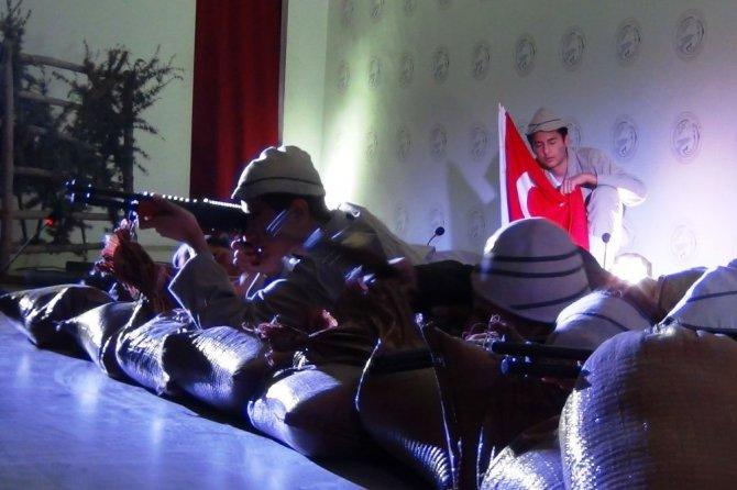18 Mart Çanakkale Zaferinin 102. Yıldönümü Ve Şehitleri Anma Günü