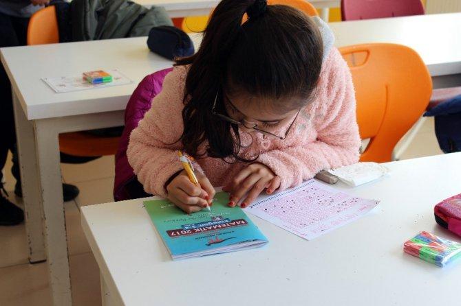 Çınar Koleji, Kanguru Matematik Sınavına İkinci Kez Ev Sahipliği Yaptı